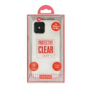 Baykron Tough Antibacterial Case NEW Iphone 12 Pro Max