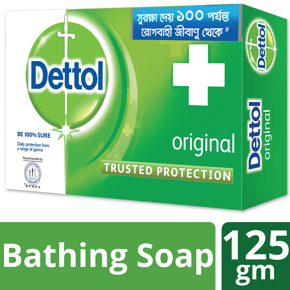 Dettol Soap 125 gm Original_1