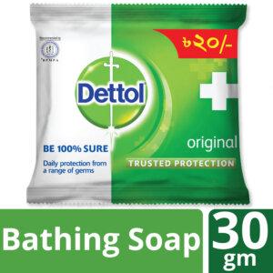 Dettol Soap 30 gm Original_1