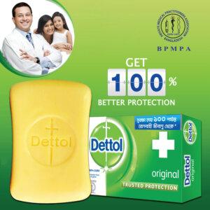 Dettol Soap 30 gm Original_2