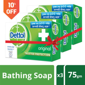 Dettol Soap 75gm Original Value Pack_1