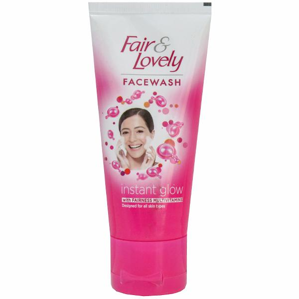 Fair & Lovely Face Wash InstaGlow 50g