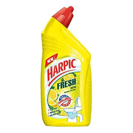 Harpic Toilet Cleaning Liquid Fresh Citrus 500ml