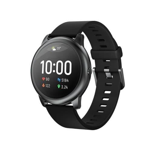 Haylou Smart Watch Solar LS05 Global Version - Black