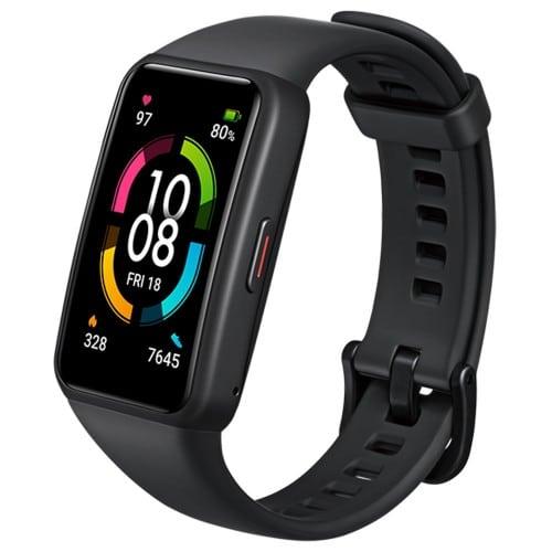 Honor Smart Band 6 Sports Fitness Tracker - Black