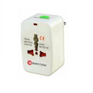 ITC001 Adapter Universal Travel White
