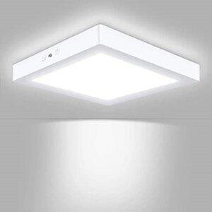 LED Panel Surface Light Economy 12W White