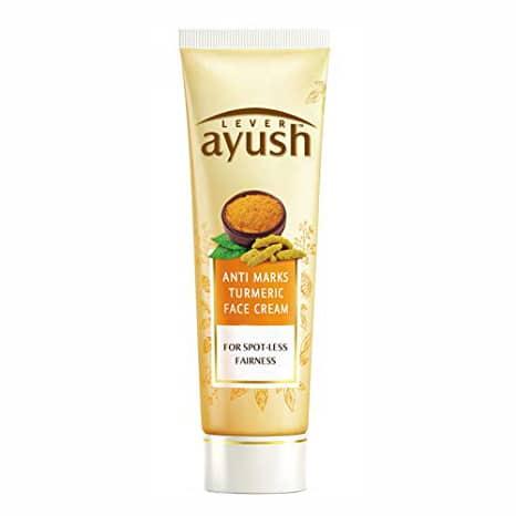 Lever Ayush Face Cream Anti Marks Turmeric 25g 0