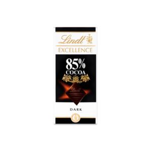 Lindt Excellence Dark 85% Bar 100g