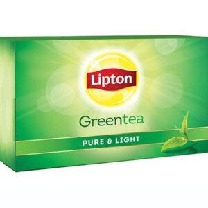 Lipton Green Tea Bag Pure & Light