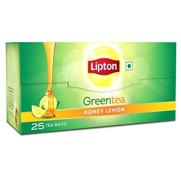 Lipton Honey Lemon Green Tea 25pc