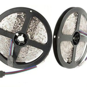 Multi Color Led strip Light 5 Meter (only strip without controller adapter)