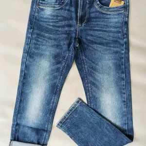 Mans Exclusive Denim Pant Pant - VO 1