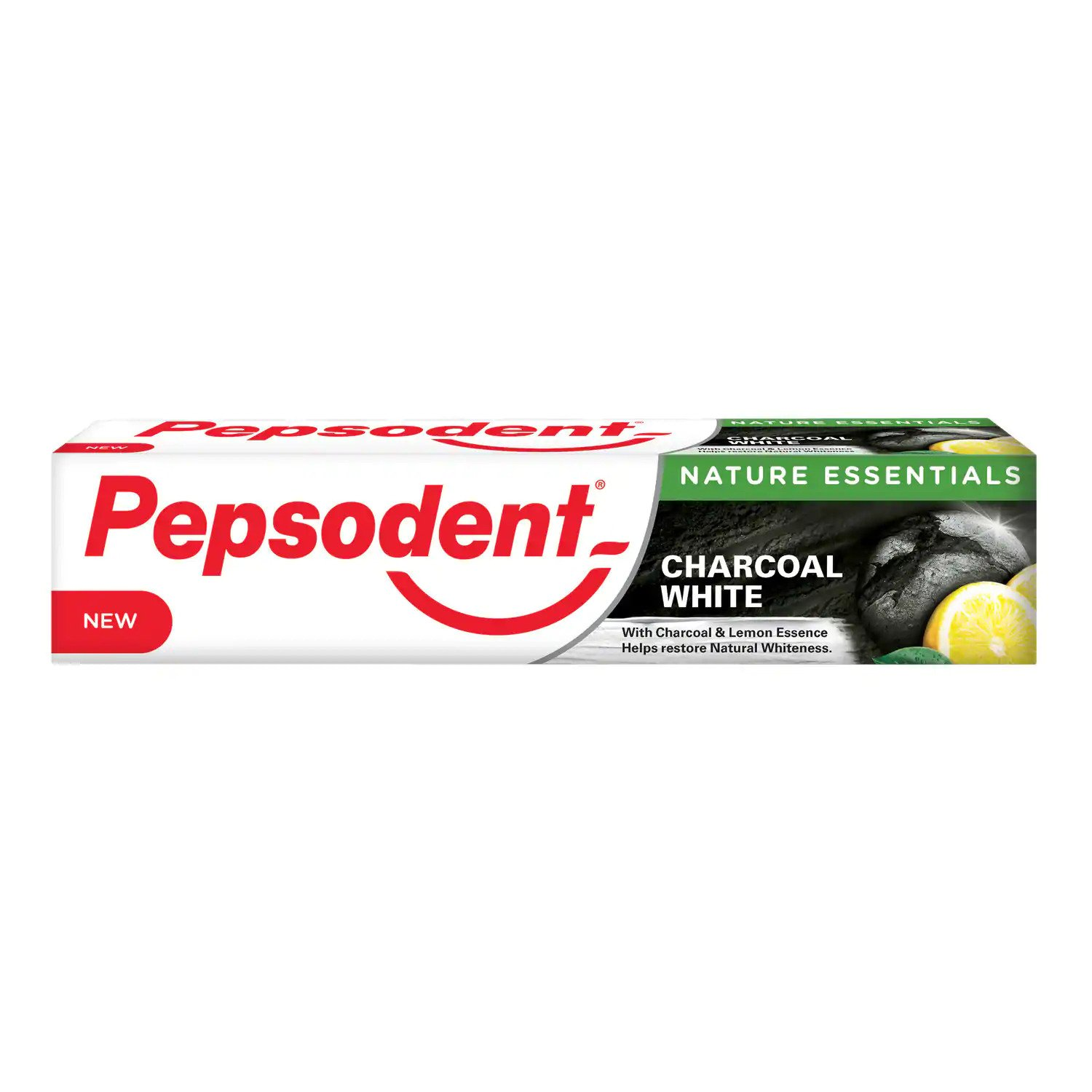 Pepsodent Charcoal White Toothpaste