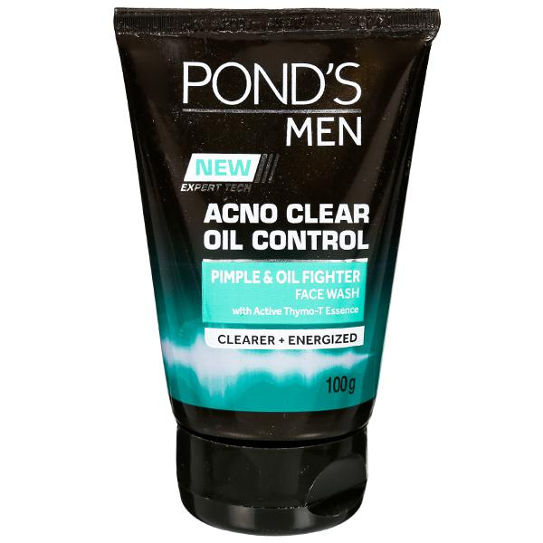 Ponds Men Acno Clear Oil Control Face Wash 100g