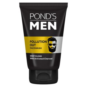 Pond's Men Pollution Out Face Wash 100g