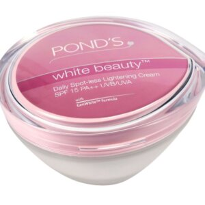 Ponds White Beauty Spot-less Lightening Cream New 50gm