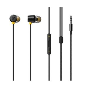 Realme Buds 2 Wired Earphones - Black