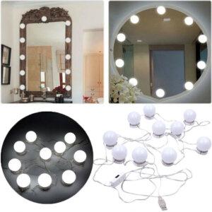 Vanity Mirror Makeup LED Light