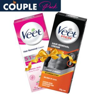 Veet Couple Pack Primary Image