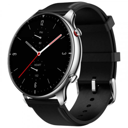Amazfit GTR 2 Amoled Curved Display Classic Stainless Steel Global Version - Silver
