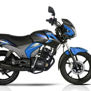 TVS Stryker Blue