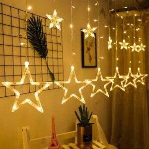 Home Decorative Big/Small Star Led Light For Home Decor