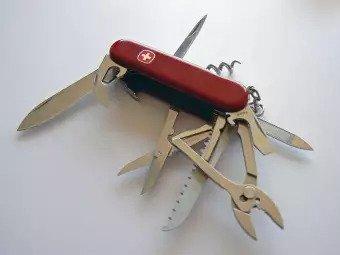 Swiss Army Knife - Random