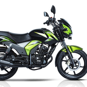 TVS Stryker Green