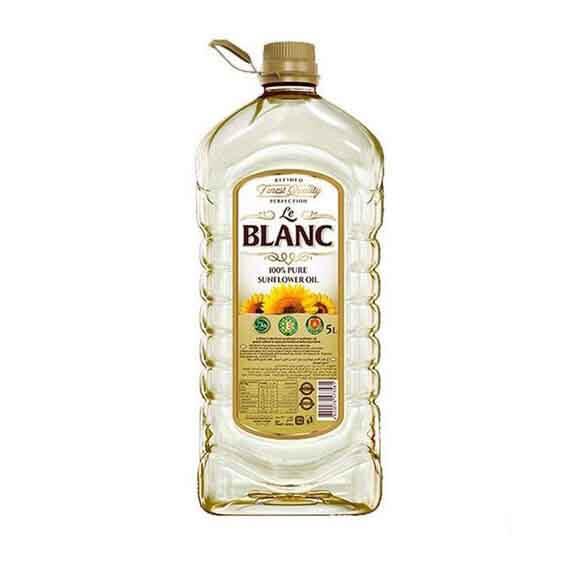 ACI Le Blanc Sunflower Oil 5L