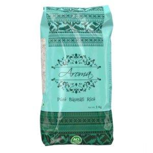 ACI Pure Aroma Basmati Rice 1kg