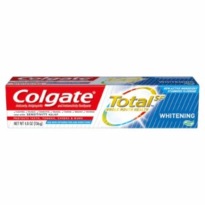 Colgate Toothpaste Total SF Whole Mouth Health 136g