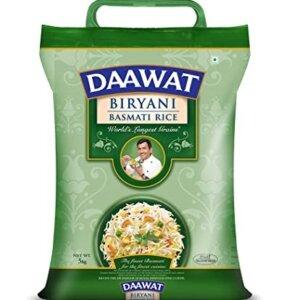 Daawat Biriyani Basmati Rice 5kg