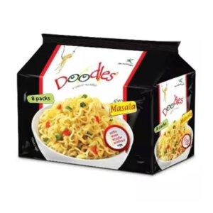 Doodles Instant Noodles Masala 8pc