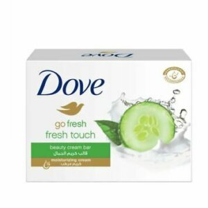 Dove Go Fresh Cucumber Soap 135g