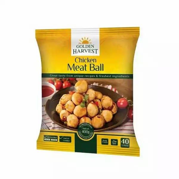 Golden Harvest Frozen Chicken Meat Ball 400g