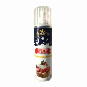 Grand'Or Whipping Cream 250g