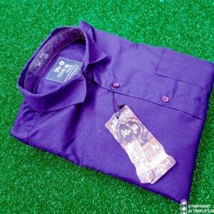 Purple Color Shirt