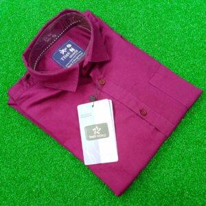 Magenta Color Shirt