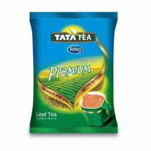 TATA Tea Tetley Premium Leaf (GT) -100 gm Sugar free
