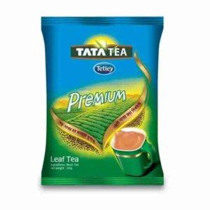 TATA Tea Tetley Premium Leaf (GT) -200 gm Sugar free