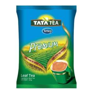 TATA Tea Tetley Premium Leaf (GT) -400 gm Sugar free