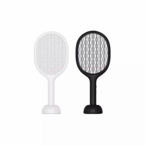 Xiaomi Solove P2 2W Electric Mosquito Swatter Bat - Black - White
