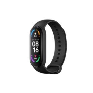 Mi Smart Band 6 AMOLED Full Screen Fitness Tracker with spO2