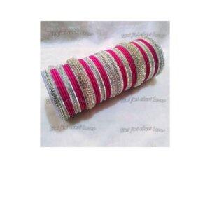 pink color churi