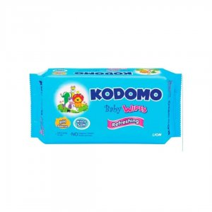 Kodomo Wet Wipes (85 Pcs/Pack)
