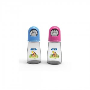 LION GLASS FEEDER(BPA FREE)