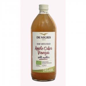 De Nigris Organic Apple Cider Vinegar 1ltr