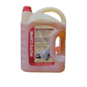 Moto Care Car Wash Shampoo-5ltr