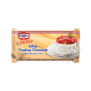 Dr. Oetker Cooking Chocolate White - 200gm